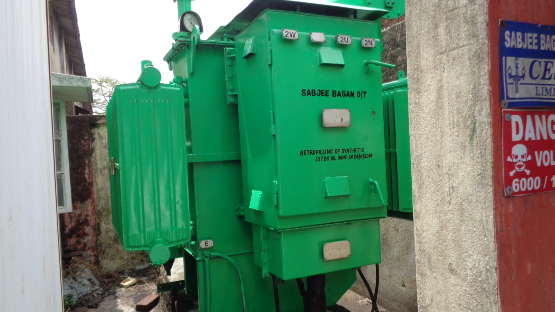 transformer in India using MIDEL