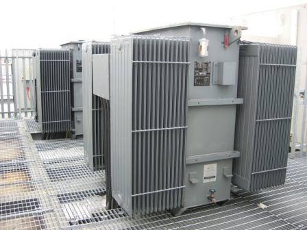 MIDEL 7131 in Fire Safe Transformers for Retail Stores - Sainsburys and John Lewis