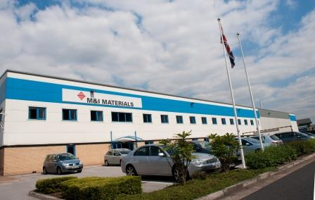 M&I Materials UK Head Office